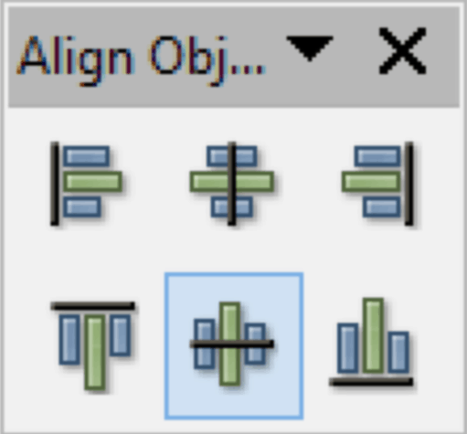Align Object 7